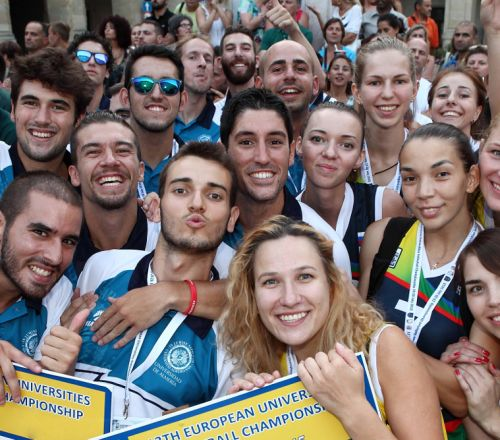 Registration for the European Universities Volleyball Championship 2017 opens
