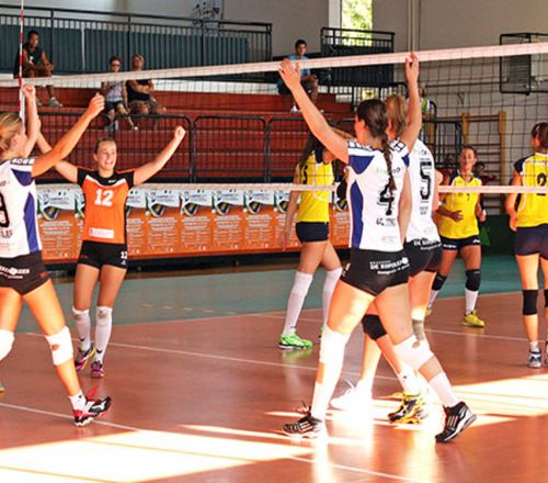 European Universities Volleyball Championship 2015